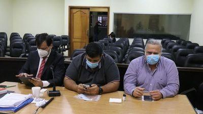 Declararon  peritos en  juicio oral a Óscar González Daher