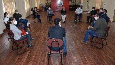 Gobernador de Misiones se  reúne con jefes de hospitales