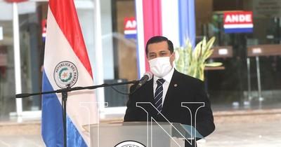 La Nación / La Ande anunció plan de inversiones para 20 años con US$ 8.911 millones