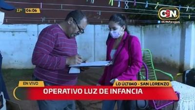 """Operación """"Luz de Infancia"""" contra la Pornografía Infantil"""