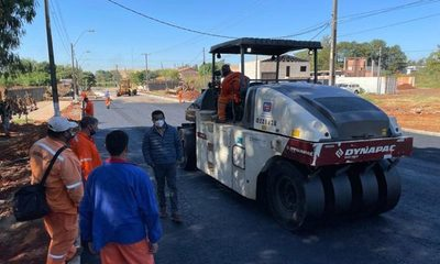 Minga Guazú crece en infraestructura vial, gestión del diputado Ramón Romero Roa – Diario TNPRESS