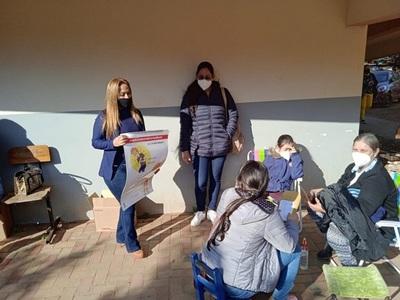 Realizan charlas educativas en comunidades sobre chagas