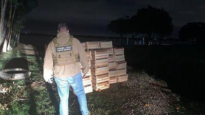 Incautan más de 7.000 kilos de tomate de contrabando
