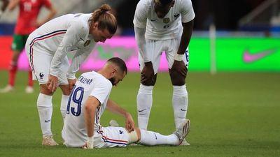Karim Benzema y su mala suerte