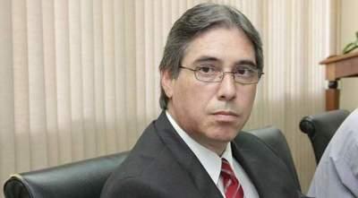 """""""El sistema está en terapia intensiva, está intubado"""", dijo César Ruiz Díaz"""
