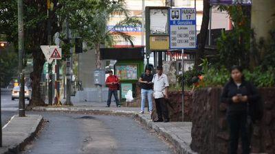 Viceministerio de Transporte reglamenta frecuencia mínima de buses durante paro
