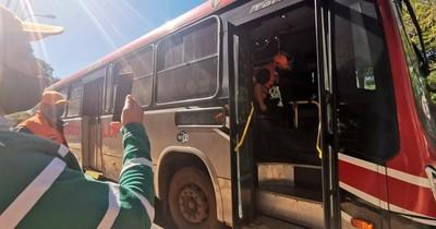 La Nación / Multarán a transportistas en caso de no garantizar el servicio durante el paro