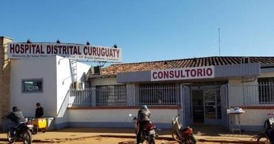 La Nación / Críticos momentos en el Hospital de Curuguaty por falta de oxígeno
