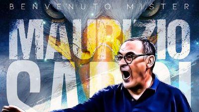 Maurizio Sarri es nuevo técnico de Lazio