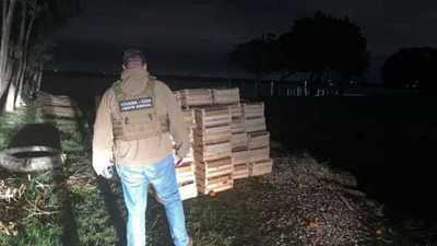 Remansito: Decomisan más de 7.000 kilos de tomate de supuesto contrabando