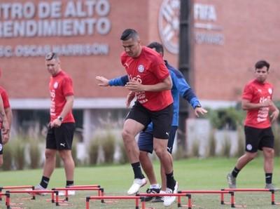 La Albirroja, en modo Copa América