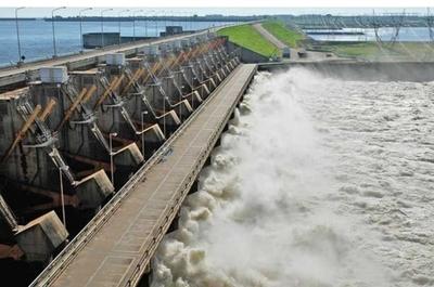Bajante del río Paraná no afectará el suministro de energía pero si en la producción, indican