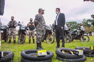Grosero USO POLITICO del grupo LINCE de la Policía Nacional