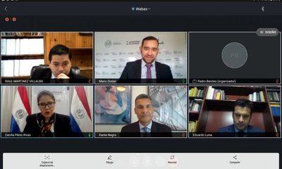 Seminario internacional sobre acceso a la información pública