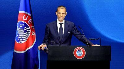 UEFA 'suspende hasta nuevo aviso' procedimiento contra el Real Madrid, Barça y Juventus