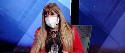 """Directora del HNI: """"Que se baje ya el rango de edad para la vacunación contra el Covid-19"""""""
