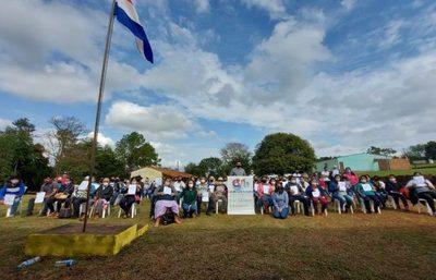 Familias de Alto Paraná reciben subsidios del programa Fonavis