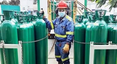 El déficit de oxígeno es de 80 toneladas diarias