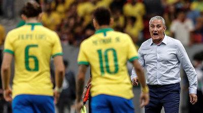 La oncena brasileña que jugó en Eliminatorias será la misma en la Copa América