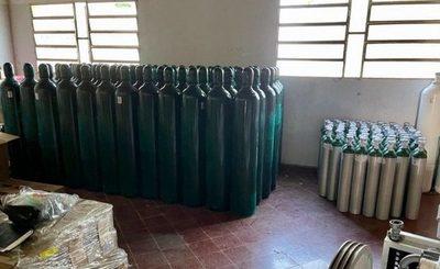Hospital de Lambaré quedo sin oxígeno y fue socorrido por Barrio Obrero