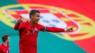 Portugal golea a Israel, aunque ofrece muchas dudas