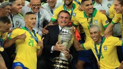 Mastercard retira su marca de la Copa América en Brasil pero mantiene patrocinio