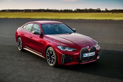 BMW dio a conocer la nueva Serie 4 Gran Coupé