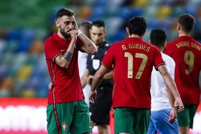 Portugal golea a Israel en amistoso y está lista para la Eurocopa
