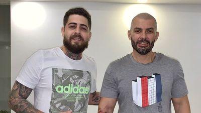 "Diputado Hugo Ramírez se tatuó ""león Guaraní"" con insignia tricolor invertida"