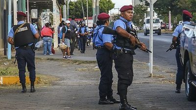 Detienen en Nicaragua al tercer candidato opositor a presidente