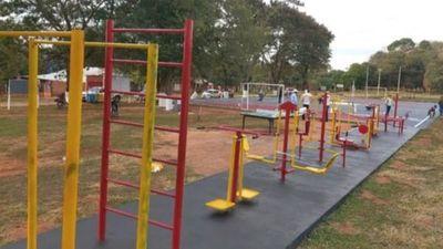 Gobernación de Itapúa construirá plazas deportivas en 30 municipios