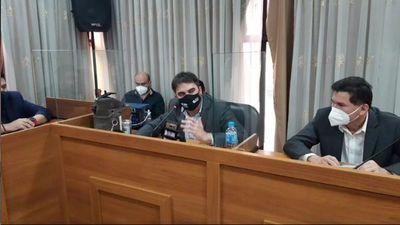 Junta Municipal pide   que intendente de San Lorenzo renuncie