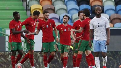Portugal afila sus garras en la previa a la Eurocopa