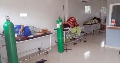 La Nación / Pedido de auxilio al Brasil ante carencia de oxígeno medicinal