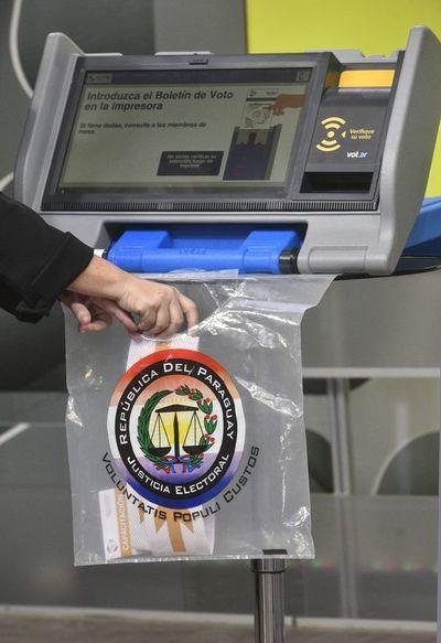 Reiteran trazabilidad y seguridad de las máquinas de votación