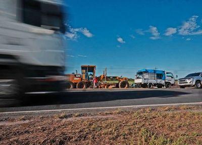 MOPC completó la adjudicación para fiscalizar todas las obras de la Transchaco