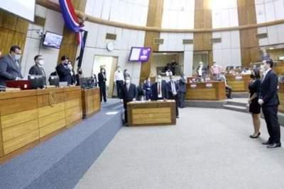 Dos diputados fueron electos como miembros suplentes ante el JEM