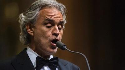 ¡Imperdible! Andrea Bocelli cantará en la ceremonia de apertura de la Eurocopa