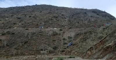 """La Nación / Perú: """"Balcón del Diablo"""" cobra 17 vidas tras caída de autobús"""