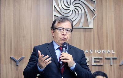 """Nicanor: """"Es lamentable que políticos en época electoral usen el dolor de la pandemia como bandera"""""""