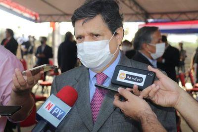 Laboratorio Richmond tiene interés de mantener relaciones comerciales con Paraguay, según Acevedo