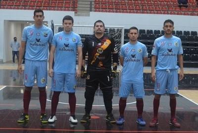 Copa de Oro: Simón Bolívar debuta con goleada a Atlético Occidental