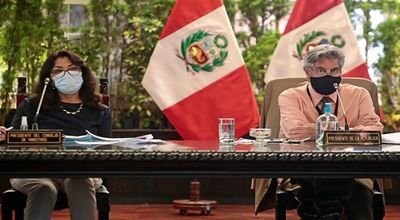 Perú, rumbo al desastre