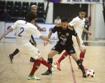 Cerro-Olimpia, el próximo superclásico será en Futsal FIFA