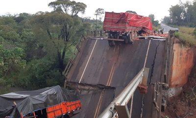 MOPC sabía de erosión en el puente y la Fiscalía abre causa penal
