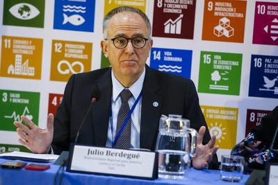 La FAO propone más agricultura sostenible para encarar la pandemia en Latinoamérica