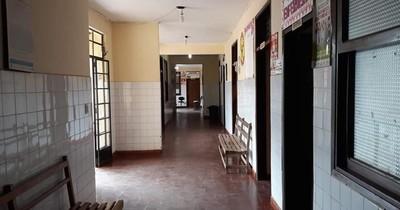 La Nación / Centro de Salud de Buena Vista, sin oxígeno, ambulancia ni insumos