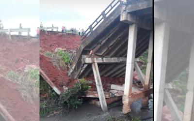 """Sobreviviente de caída de puente: """"A Tacumbú y que sufran lo mismo que nosotros"""""""