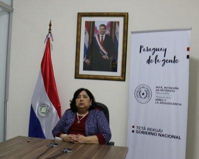 Prioridad es fortalecer el sistema de protección a niños y adolescentes, señala ministro en Foro del Mercosur
