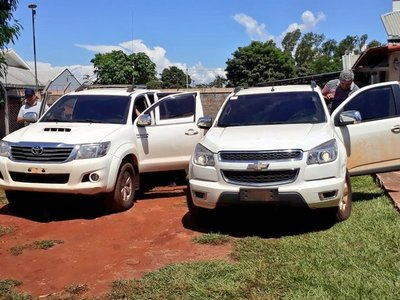 Senabico tiene unos 350 vehículos incautados para poner a disposición de las instituciones públicas